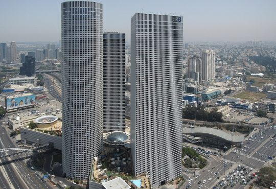 Azrieli Center, Tel Aviv