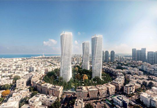Hamedina Square, Tel Aviv